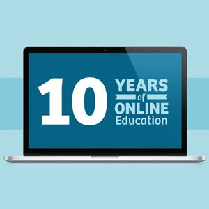 10 Years of Online Education