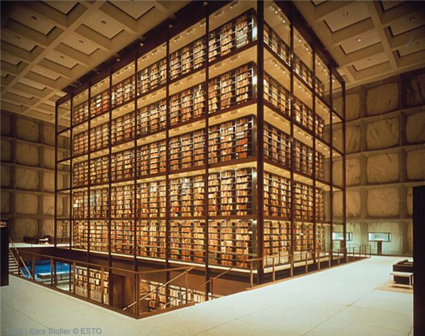 The Library Yale-University-Beinecke-Rare-Book-and-Manuscript-Library2(1)